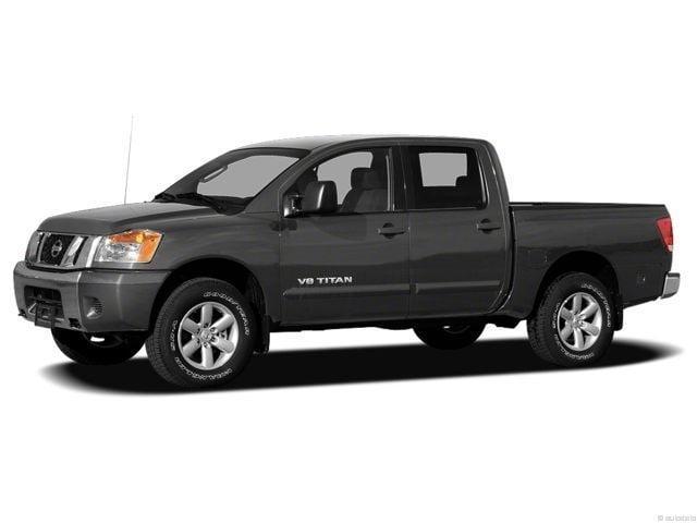 2012 Nissan Titan PRO-4X (A5) Truck Crew Cab