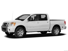 Used 2012 Nissan Titan PRO-4X Truck Crew Cab in Grand Junction
