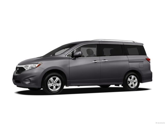2012 Nissan Quest SL Van