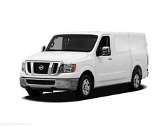 2012 Nissan NV Cargo NV1500 S V6 Van Cargo Van