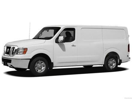 2012 Nissan NV Cargo NV2500 HD S V6 Van Cargo Van