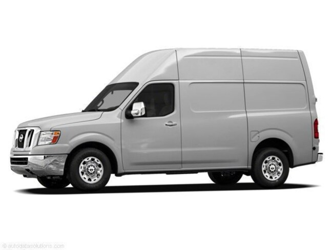 Used 2012 Nissan Nv Cargo For Sale Perrysburg Oh Stock P19 075a
