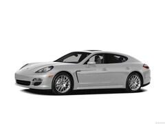 2012 Porsche Panamera 4 Sedan