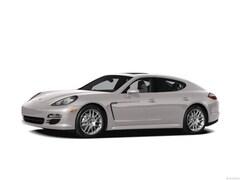 2012 Porsche Panamera Turbo Sedan