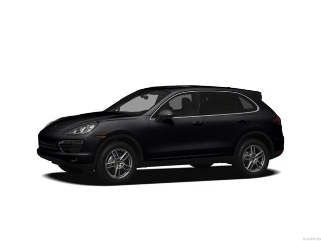 Certified 2012 Porsche Cayenne S For Sale in Chadds Ford, PA