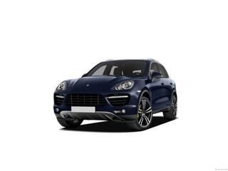 2012 Porsche Cayenne Turbo Sport Utility