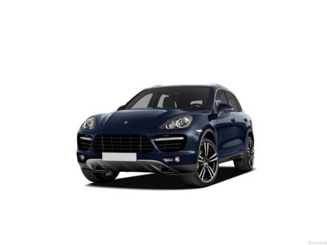 Used 2012 Porsche Cayenne Turbo Sport Utility for sale in Boston, MA