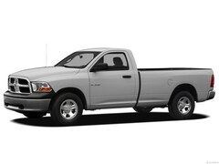 2012 Ram 1500 ST 4x4 6.4ft Truck Regular Cab