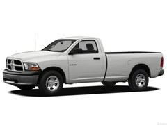 2012 Ram 1500 ST 4x4 8ft Truck Regular Cab