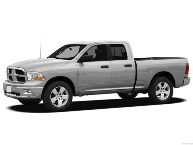 used 2012 Ram 1500 Big Horn 4WD 140WB Truck Quad Cab for sale Zachary, LA