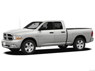 2012 Ram 1500 Outdoorsman 4WD Quad Cab 140.5 Outdoorsman