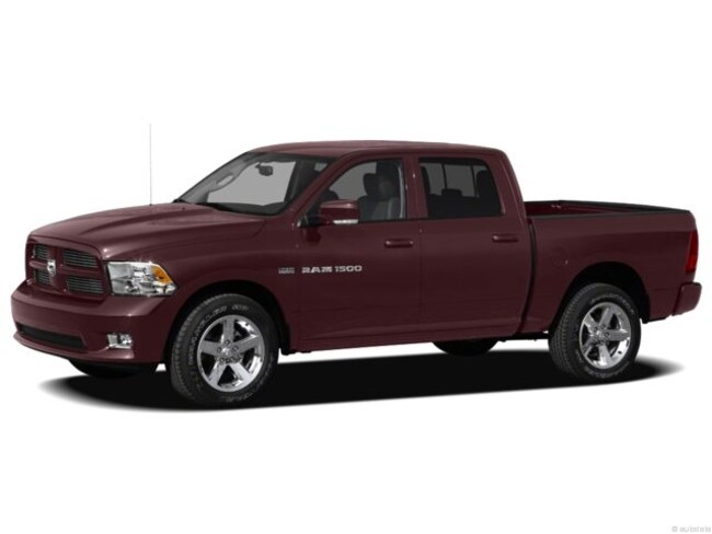 Used vehicle 2012 Ram 1500 ST Truck Crew Cab for sale near you in Morrilton, AR