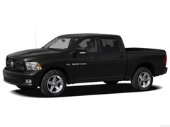 Used 2012 Ram 1500 SLT Truck 1C6RD6LT3CS212024 for sale in West Frankfort, IL