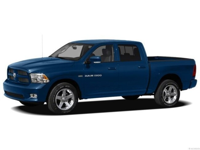 Pre-Owned 2012 Ram 1500 SLT Crew Cab 4x4 Truck Crew Cab for sale in Lima, OH
