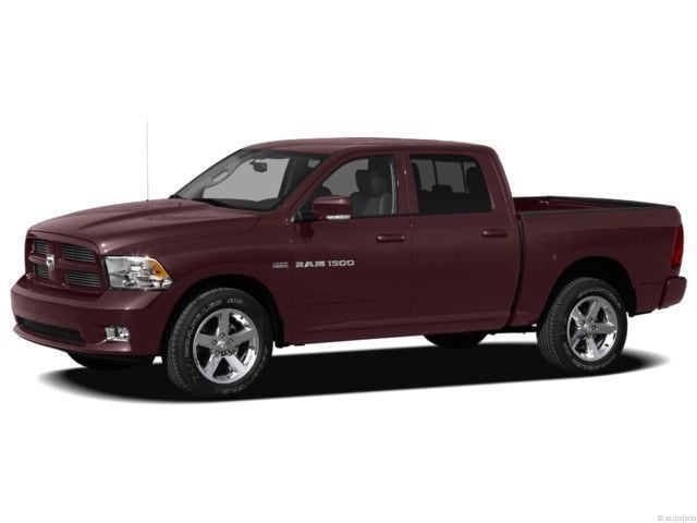 2012 Ram 1500 SLT Truck Crew Cab