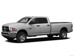 Used 2012 Ram 3500 SLT 4x4 Crew 8ft Truck Crew Cab 3C63DRHL4CG120265 in Silver City, NM