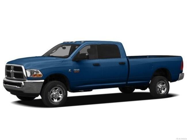 2012 Ram 3500 Laramie Truck