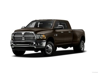 2012 Ram 3500 4WD Mega CAB 160.5 Laramie truck