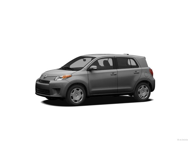 2012 Scion xD Sedan