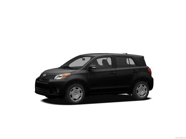 2012 Scion xD Wagon Hatchback