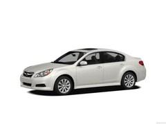 Used 2012 Subaru Legacy Sedan Pittsburgh Pennsylvania