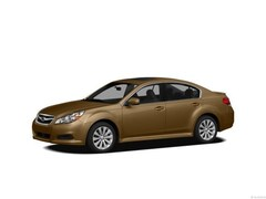 Used 2012 Subaru Legacy 2.5I PREMIUM HSEAT Sedan Burnsville, MN