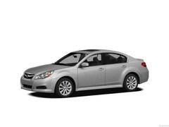 2012 Subaru Legacy 2.5i Sedan