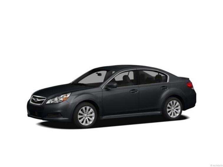 2012 Subaru Legacy 2.5i Premium AWD 2.5i Premium  Sedan CVT