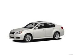 2012 Subaru Legacy 2.5i Premium (CVT) Sedan