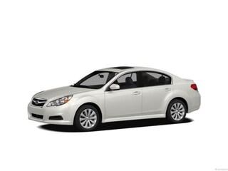 Used 2012 Subaru Legacy 2.5i Premium (CVT) Sedan NB191451A For Sale in Butler, PA