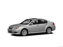 Pre-owned 2012 Subaru Legacy 2.5i Sedan for sale in the Chicago area