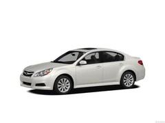 Used 2012 Subaru Legacy 2.5i Sedan Near Cleveland