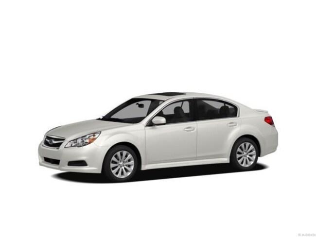 2012 Subaru Legacy 2.5i Limited Sedan