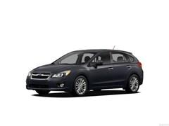 2012 Subaru Impreza 2.0i Premium Sedan