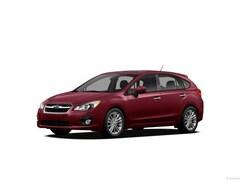 2012 Subaru Impreza 2.0i Premium w/All-Weather Pkg Sedan