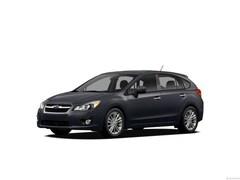 2012 Subaru Impreza Wagon 2.0i Premium Auto 2.0i Premium