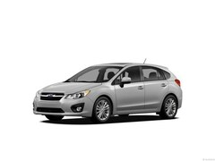Used 2012 Subaru Impreza 2.0i Premium Hatchback in White River Junction, VT