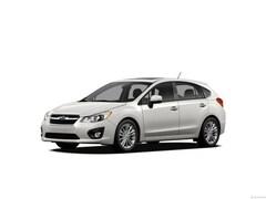 Used 2012 Subaru Impreza 2.0i Premium Hatchback in White River Junction, VT