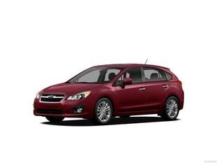 2012 Subaru Impreza 2.0i Sport Premium 5dr Hatchback