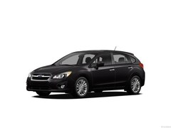 2012 Subaru Impreza 2.0i Sport Premium Wagon