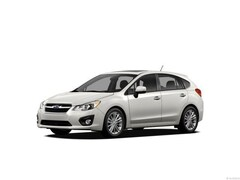 Used 2012 Subaru Impreza 2.0I  Sport Premium AWD / AWP /  Auto Sedan in Somersworth, NH