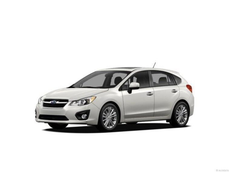 2012 Subaru Impreza 2.0i Sport Limited Hatchback for sale in San Jose, CA at Stevens Creek Subaru