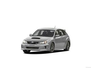 2012 Subaru Impreza WRX AWD WRX  Wagon