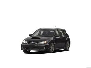 2012 Subaru Impreza WRX Hatchback