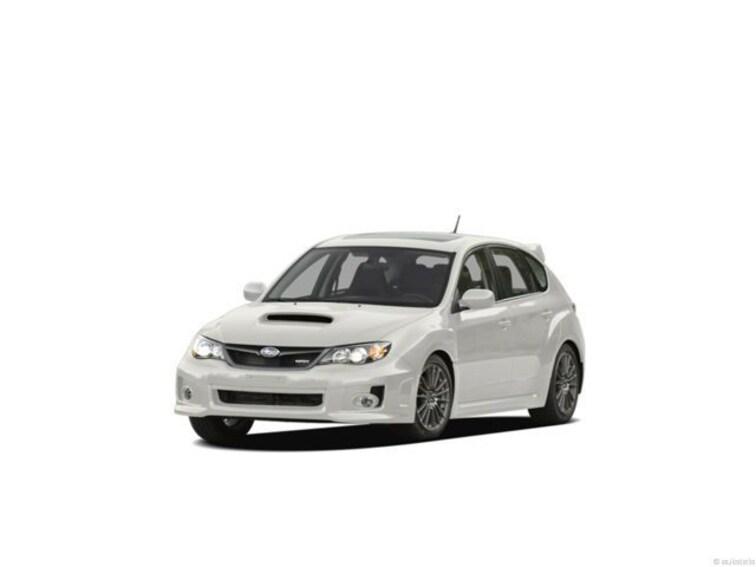 Used 2012 Subaru Impreza Wagon Wrx For Sale Bellevue Wa