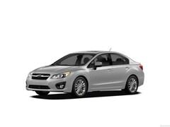 Used 2012 Subaru Impreza for sale in Longmont, CO