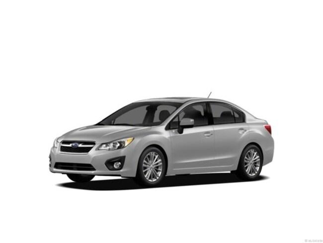 Used 2012 Subaru Impreza 2.0i Limited Sedan in Indianapolis