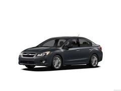 2012 Subaru Impreza 2.0i 4dr (CVT) Sedan
