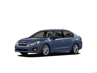 Used 2012 Subaru Impreza 2.0I Sedan Houston