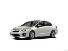 2012 Subaru Impreza Sedan 2.0i Limited Sedan